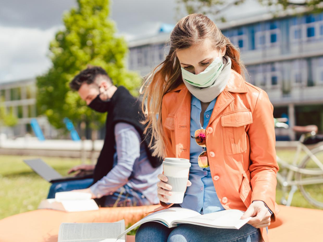 How universities have tried to enhance the student experience after moving virtually all their campus activities online