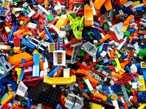 Identifying the building blocks that make up your knowledge